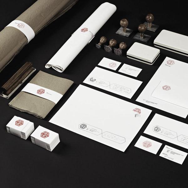 125 Amazing Beautiful Examples Of Branding Design Inspiration