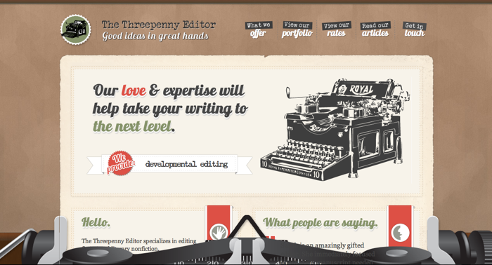 32 Awesome Retro Website Designs