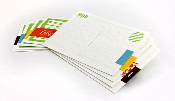 25 Fresh Beautiful Print Postcard Design Inspirations
