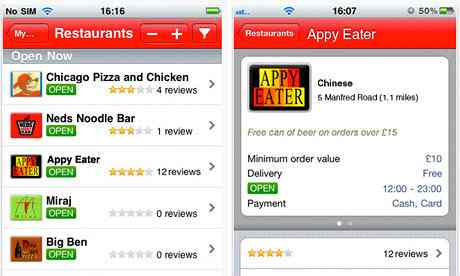 5 Businesses that benefited from Mobile apps 6
