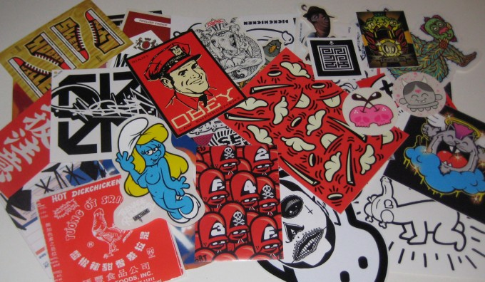 Stickers Street Art 50+ illest graffiti stickers