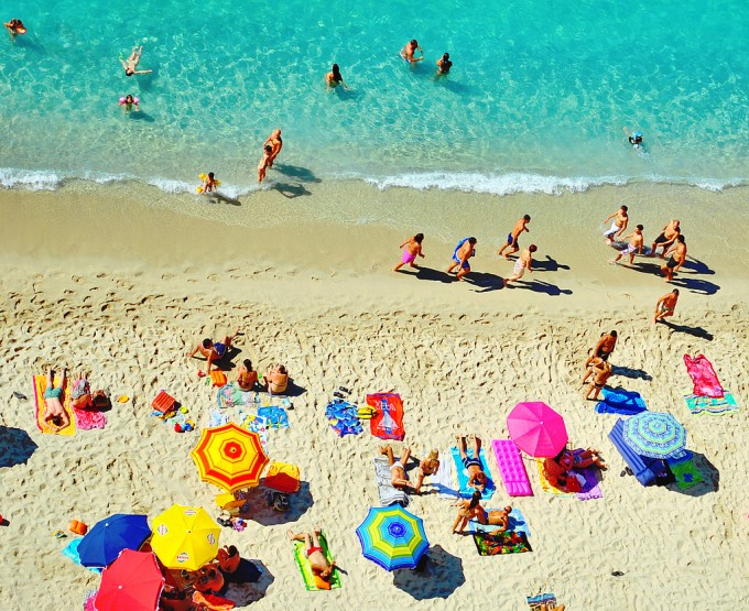 9 - Tropea, beach by piervix