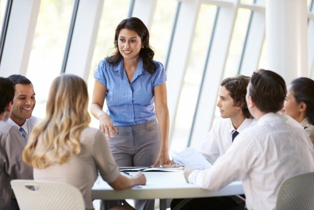 Acing Business Meetings 6