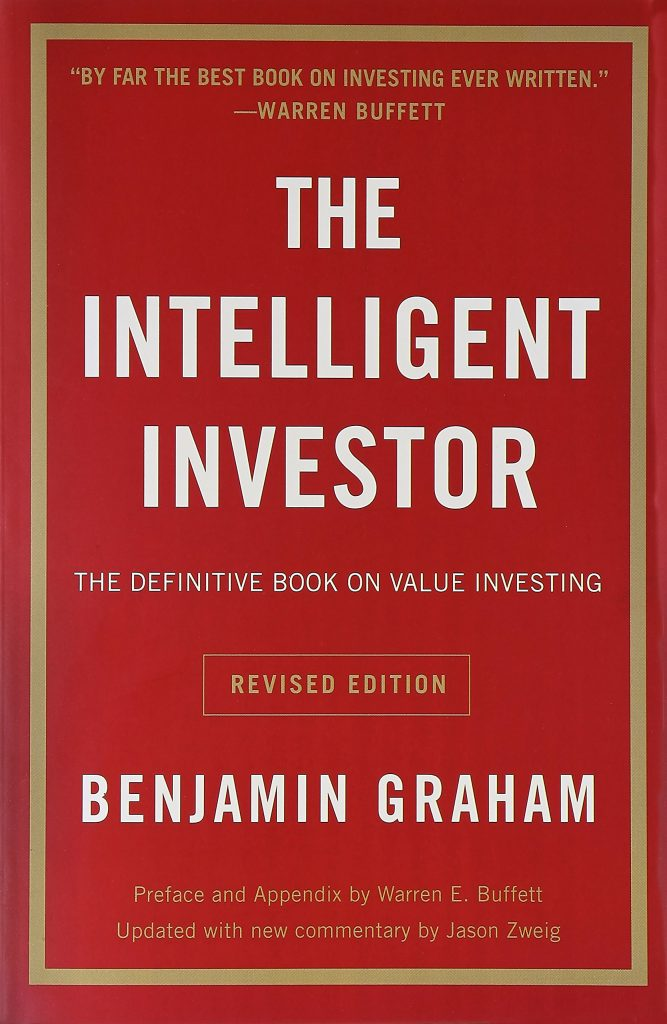 Benjamin Grahams The Intelligent Investor