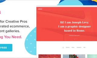 Best Portfolio Website Builders of 2018 (2)
