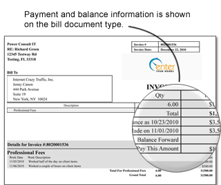 Small Business Invoice Templates Pdf Invoicing  Billing Software Review  Enteryourhourscom How Do I Enter Receipts Into Quickbooks with Lost Usps Receipt Word You  Format Of An Invoice Excel