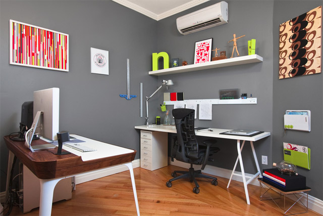 Creating The Perfect Home Office Environment 7