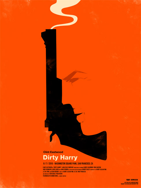 50 Amazing Clever Examples Of Alternative Movie Poster Design