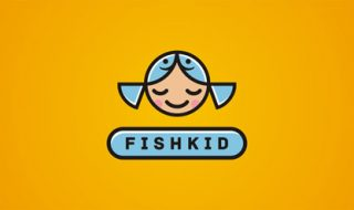 Fish-Kid-fish-on-logo