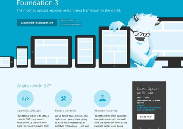 Foundation3-responsive-web-tool-best-new-tools-web-design-and-development