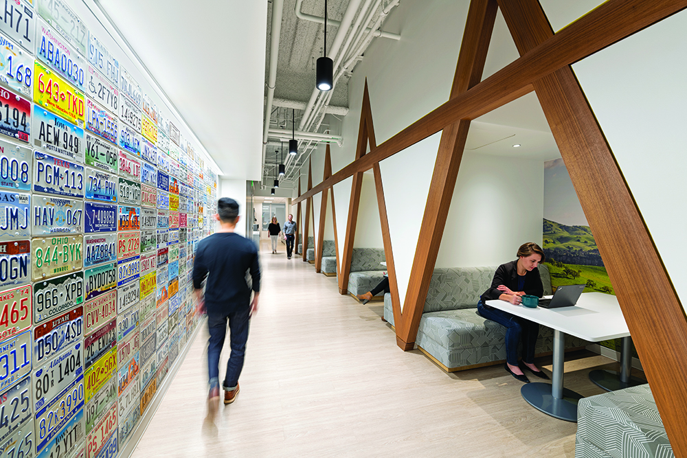 Four different office designs that deliver a distinct message to clients and employees 6