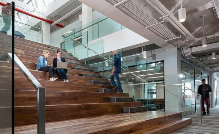 Four different office designs that deliver a distinct message to clients and employees 7