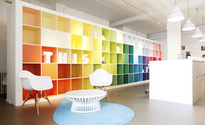 Four different office designs that deliver a distinct message to clients and employees 8