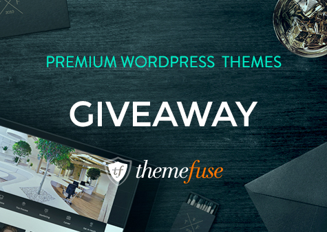 Win a Premium Theme from ThemeFuse