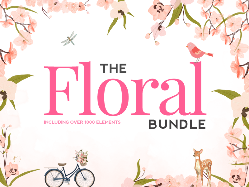 The Floral Bundle