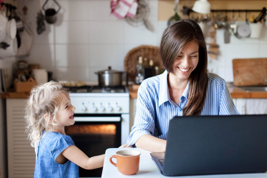 How To Earn Money While Working Remotely At Home1-min