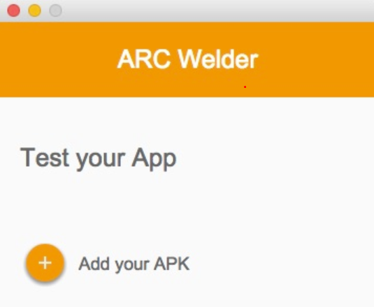 How to run Android applications in Google Chrome Using ARC Welder (1)