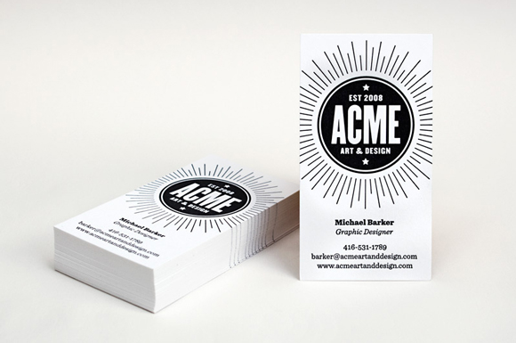 30 inspirational examples of black and white business card designs zen business card black colourmoves