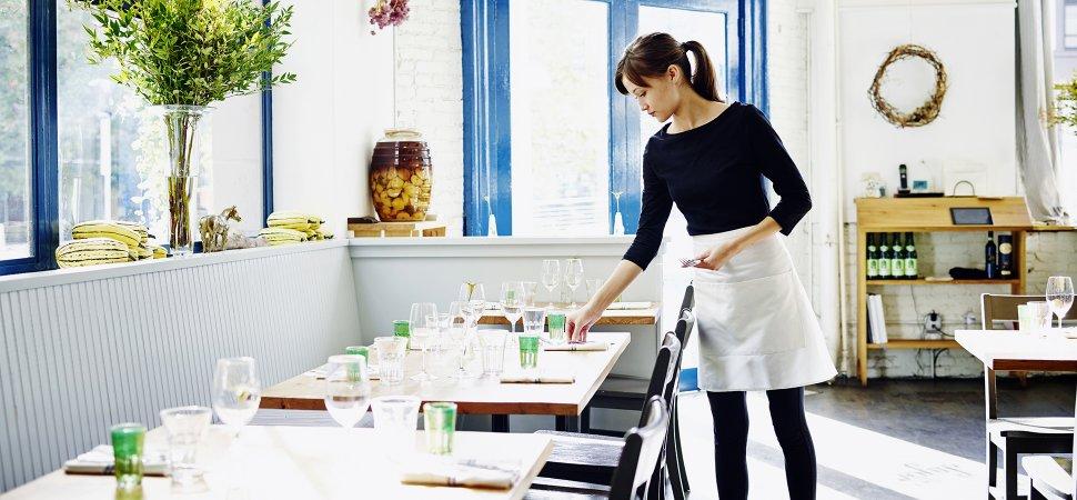 Improve Restaurant Employee Productivity 2