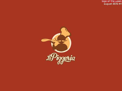 Logotipos de restaurantes con un enfoque divertido y simplista | Pixel ...