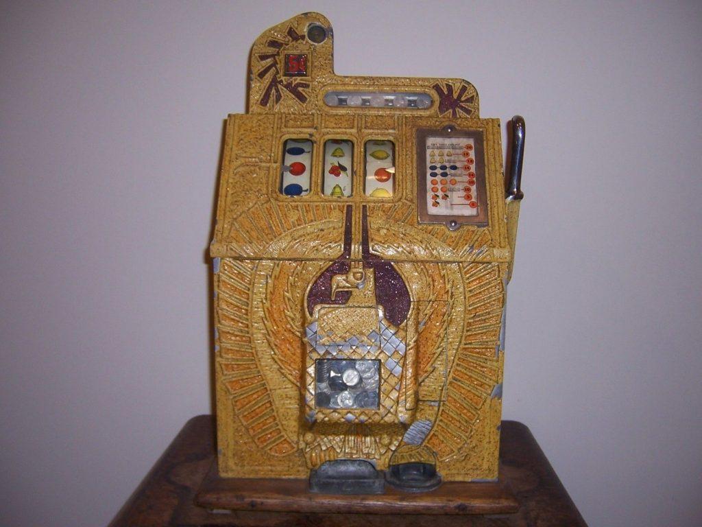 Mills Novelty Company slot machine