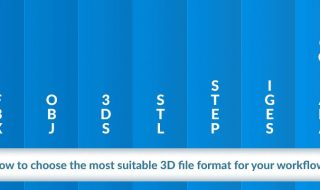 Most Popular 3D Rendering and Animation File Formats 1