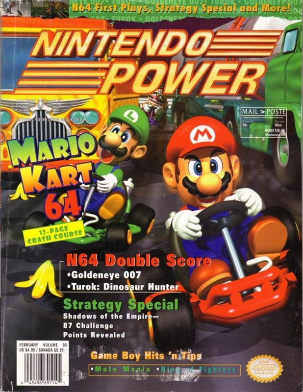 Nintendo Power Magazine Lot 11 issues