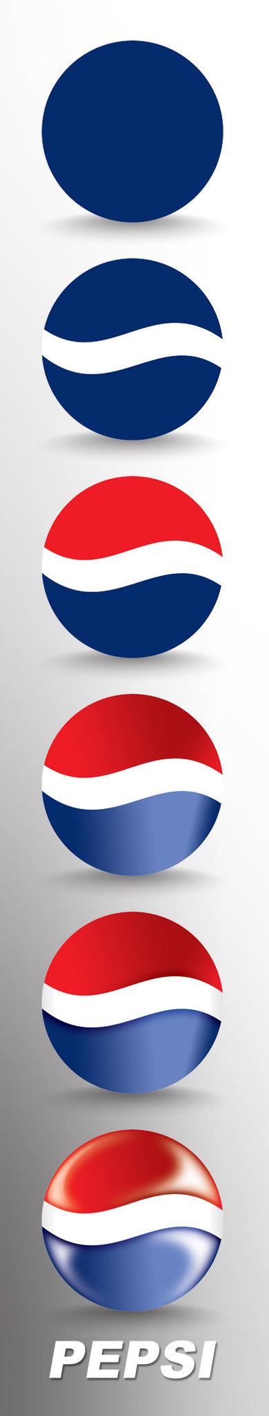 Pepsi Logo By AnubisGraph