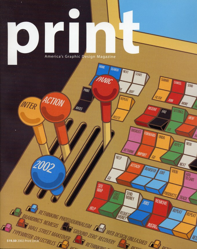 The best reading materials to read as a print designer for Best design magazines