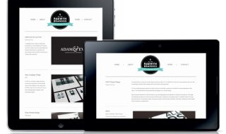 Raewyn-Brandon-Responsive-Portfolio-Website-iPad
