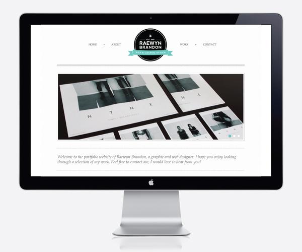 Portfolio Site Examples: 60+ Creative Examples Of Responsive Web Design