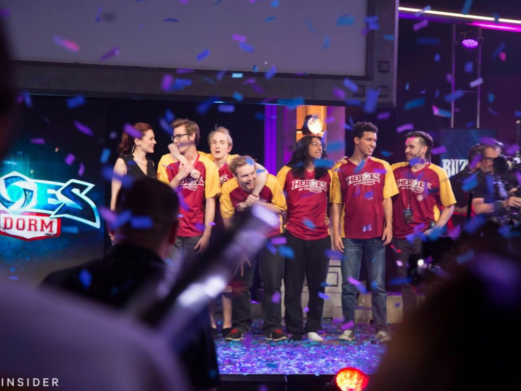 See how much the top eSports teams athletes and their organizations make money
