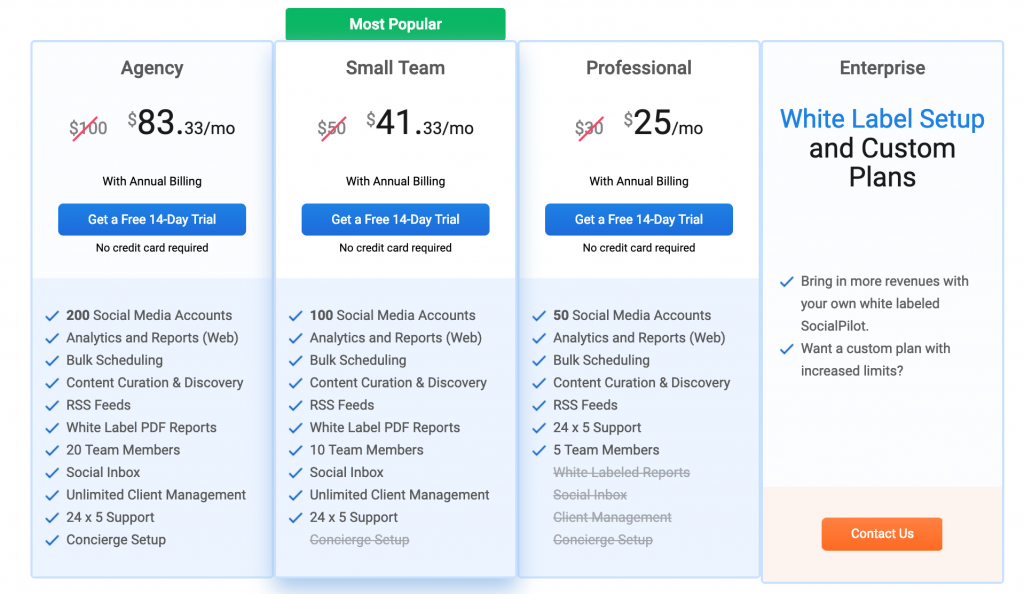 SocialPilot Pricing (1)