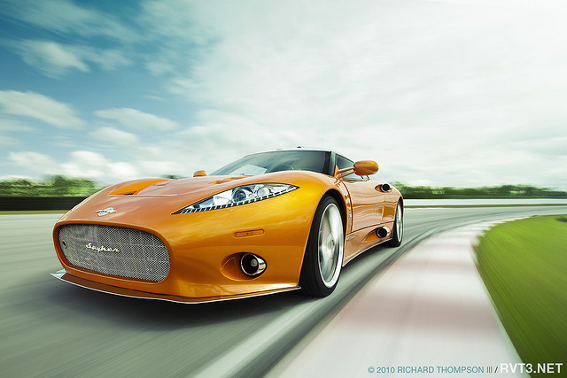 Spyker-Aileron-Prototype-car-photography