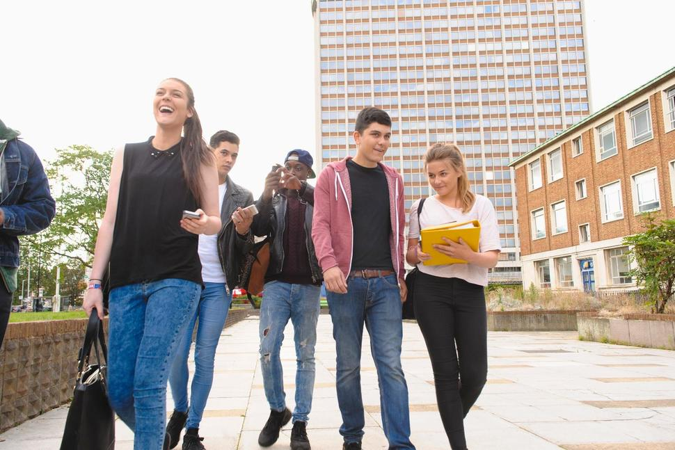 Steps Towards Creating a Safer Campus 1