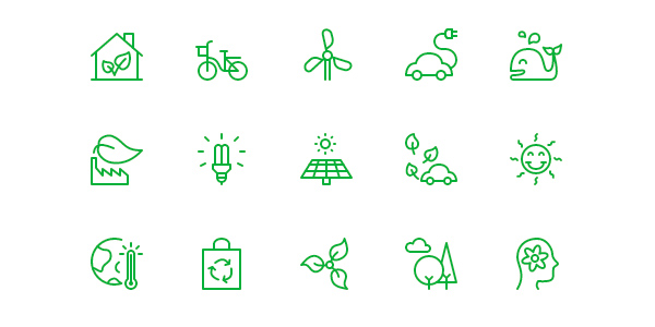 Streamline Icons Free Bundle: 100 iOS Vector Icons