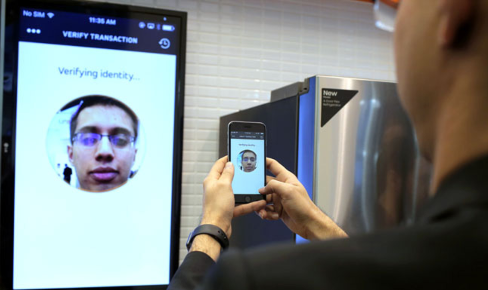 The facial scan could be a problem in online businesses 2