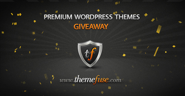 Epic WordPress Giveaway – Three Themes From ThemeFuse To Be Given Away