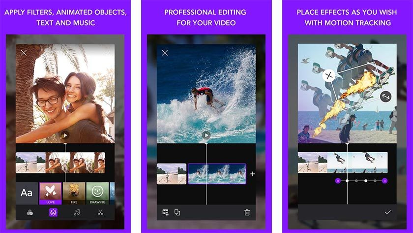Top 5 Video Editing Software For Android 7