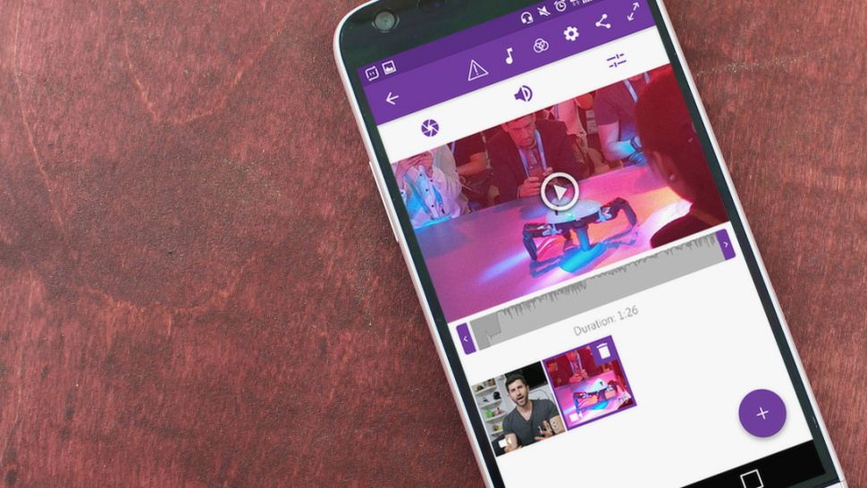 Top 5 Video Editing Software For Android 8
