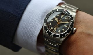 Tudor-Black-Bay-Black-watch-mens-fashion-tips