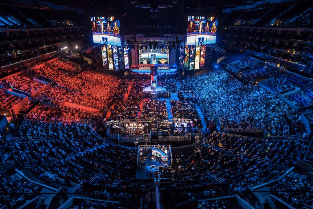 Upcoming eSports Events in 2018 2
