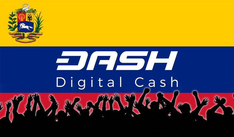 Venezuela-dash-digital-cash