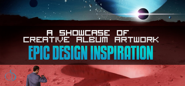 A Showcase of Creative Album Artwork
