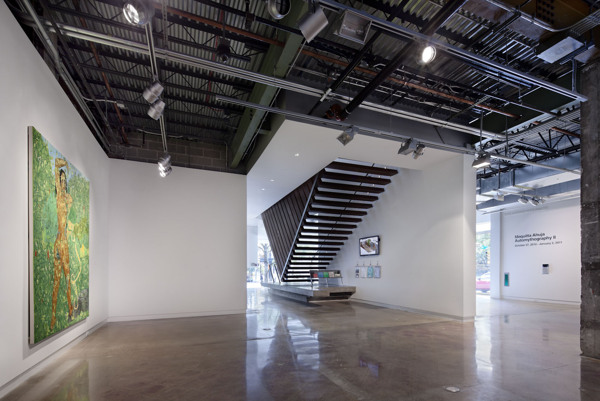 grinnell warehouse adaptive reuse - Interior Gallery Design