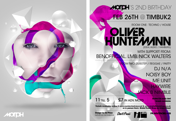 70 hot fresh creative printed party event flyer design inspirations - Flyer design inspiration ...