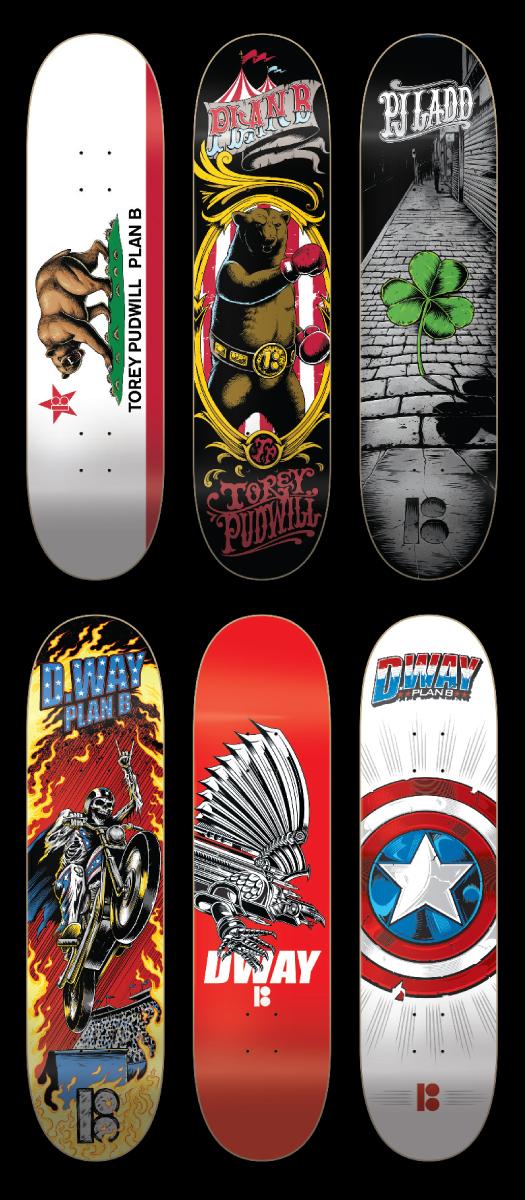 100 Epic Examples Of Skateboard Art