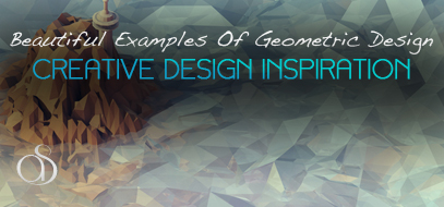 60+ Beautiful Examples of Geometric Designs