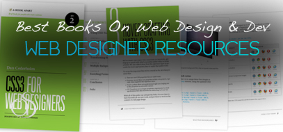 70+ Best Books On Web Design