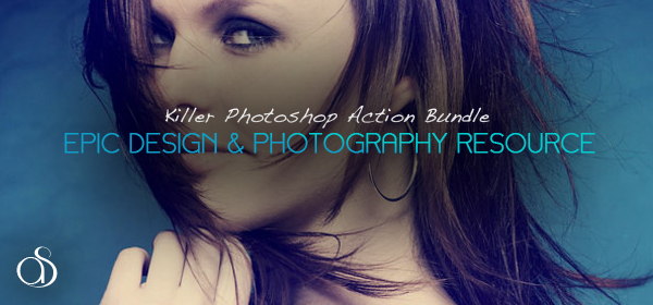 Killer Photoshop Action Bundle from MightyDeals
